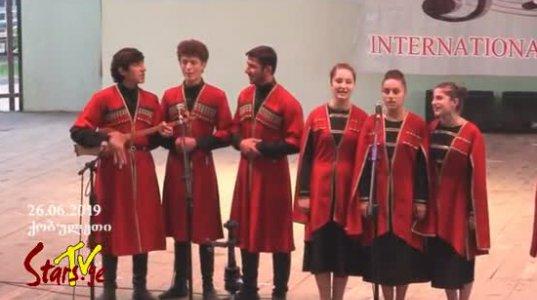"""მე-14 საერთაშორისო ფესტივალი """"ჰარირა 2019"""" ქობულეთში"""