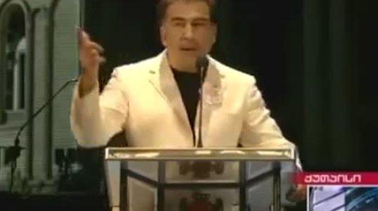 სააკაშვილი: სოხუმი არ იყო საქართველოს შემადგენლობაში (2012 წელი) ვიდეო