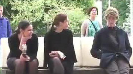 """ისეთ უხერხულ სიტუაციაში ვარდებიან გოგოები, შეიძლება სიცილის გამო """"ჩაისველოთ"""""""