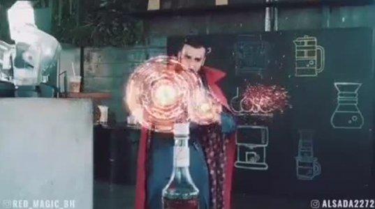 ჯადოქრული BottleCapChallenge