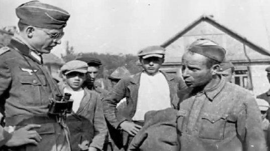 ნიკიტა მიხალკოვის ბიძა ფაშისტებთან იბრძოდა მეორე მსოფლიო ომის დროს