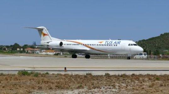 სელფები საფრთხის ზღვარზე კუნძულ სკიატოსის აეროპორტთან(საბერძნეთი)