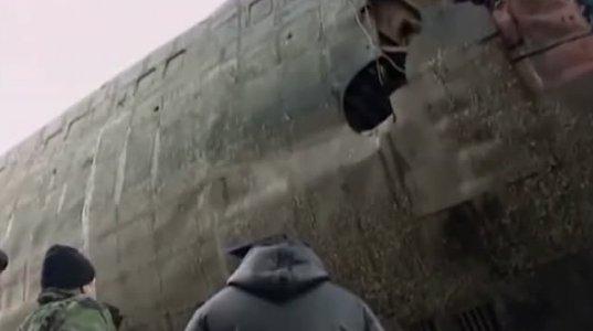 """ახალი ფილმი დოკუმენტური განხილვით თუ როგორ დაიღუპა რუსული ატომური წყალქვეშა ნავი """"კურსკი"""""""