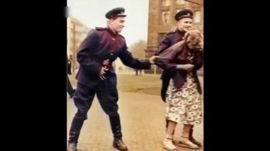 გერმანელი ქალის მოგონებები საბჭოთა კავშირის ჯარისკაცებზე. მეორე მსოფლიო ომის ისტორიები