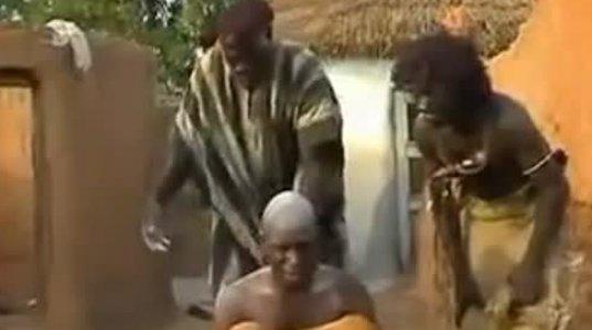ეშმაკის განდევნის რიტუალი აფრიკულად