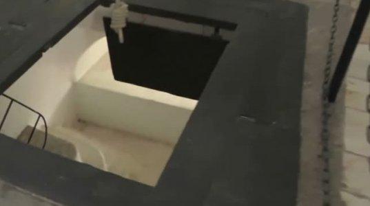 სიკვდილით დასჯის  ოთახები ციხეში