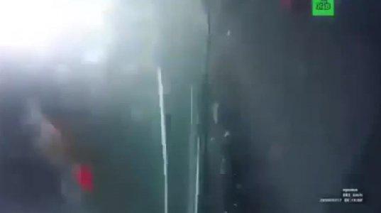 ჩეჩენი დეპუტატი საკუთარ ავტომობილში ჩაცხრილეს ვიდეორეგისტრატორის სისხლიანი კადრები