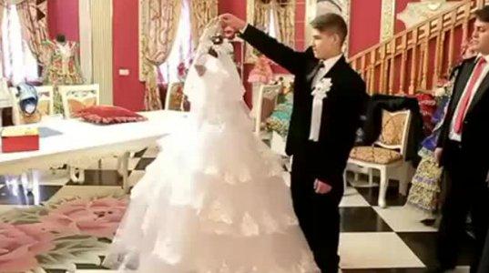 12 წლის ბოშა ბავშვების უმდიდრესი ქორწილი