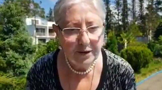 """ლელა კაკულია ვიდეომიმართვას ავრცელებს - """"საქართველო იბრუნებს დაკარგულ ტერიტორიებს!"""""""