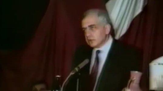 """""""თუ გადავდგები, საქართველოში რამდენიმე სახელმწიფო ჩამოყალიბდება"""" - გამსახურდია (ვიდეო)"""