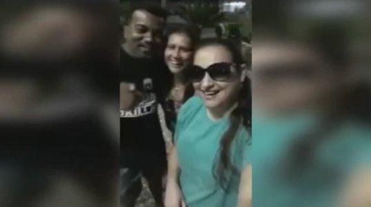 ბრაზილიაში ლაივის დროს ტელეფონი მოპარეს
