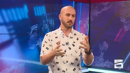 ვაგინე, იმიტომ, რომ... - გიორგი გაბუნიას პირველი მონოლოგი (ვიდეო)