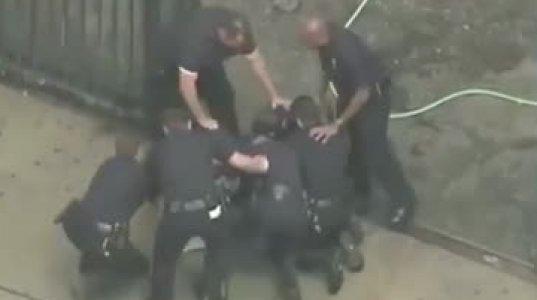 ზე კლასის მძღოლს, რომელსაც პოლიციის რამდენიმე ეკიპაჟი მისდევდა მანქანამ არა, მაგრამ იღბალმა უმტყუნა