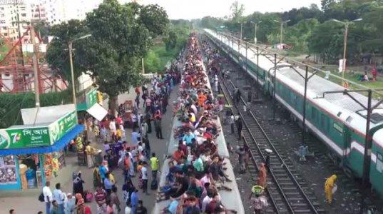 მატარებელი ინდოეთში