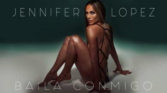 ჯენიფერ  ლოპესმა  საკუთარი ახალი სიმღერის -Baila Conmigo -ს პრეზენტაცია ნახევრაშიშველმა წარადგინა