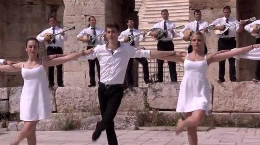 ზორბა (სირტაკი) - ბერძნული ცეკვა