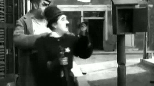 ჩარლი ჩაპლინი - მარტივი ქუჩა (ფილმი 1917)