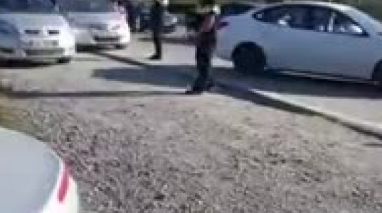 სკანდალი - თამარ ივერი მცხეთაში არ შეუშვეს (ვიდეო)
