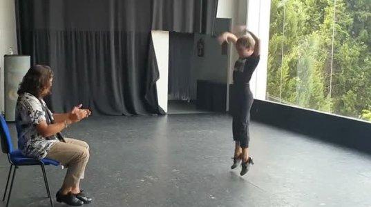 სასწაულად ცეკვავს ეს ესპანელი ბავშვი
