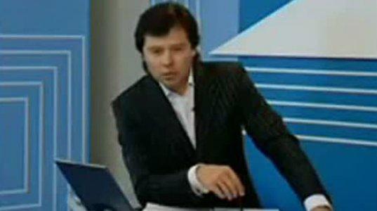 რუსულ ტელეგადაცემაში მომხდარი ჩხუბი _დ