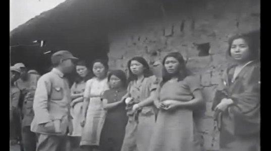 ქალები მეორე მსოფლიო ომის ჯარისკაცებისთვის - ვიდეომასალას მკვლევარები ავრცელებენ
