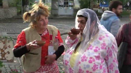 """დედოფლისწყარო """"ჭაჭის ფესტივალზე"""" - ვიდეო რეპორტაჟი"""