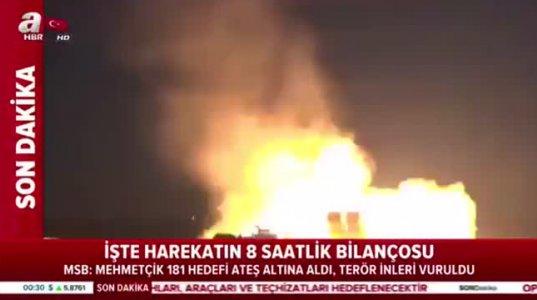 """თურქული არმია ქურთული შენაერთების წინააღმდეგ სირიაში ზცრს  """"T-122 Sakarya""""-ს იყენებს"""