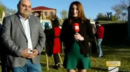 """დედოფლისწყაროს მუნიციპალიტეტი მირზაანში """"ფიროსმანობაზე"""" გეპატიჟებათ - პირდაპირი ჩართვა რუსთავი 2-ზე"""