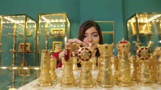 საქართველო. ნინო გოგიჩაიშვილის  წარდგენითი ვიდეო-რგოლი (Miss World 2019)