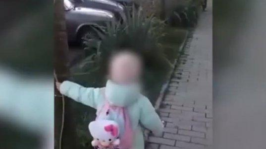 სოხუმში ქურდების ჩაცხრილვისას მცირეწლოვანი ბავშვი ტყვიებს სასწაულებრივად გადაურჩა - კოშმარული კადრები