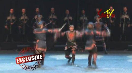 ... და ჩვენ ვიცეკვეთ! ნაღდი ქართული, ვაჟკაცური ცეკვა