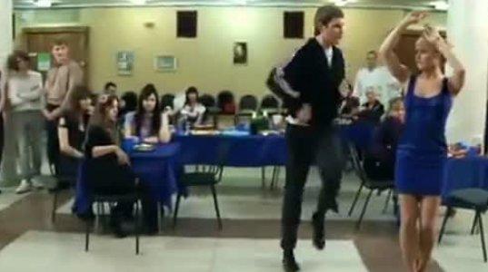 ცეკვა ვიცი  მე ასეთი