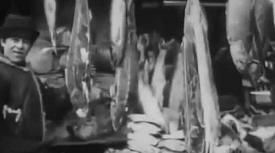რევოლუციამდელი მოსკოვი- 1908 წელი