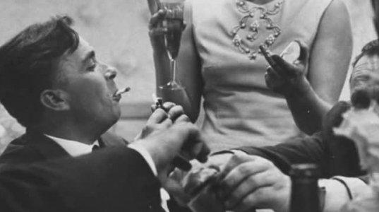 კგბ-ს თანამშრომლების 5 საიდუმლო- სასმელის დალევა თრობის გარეშე