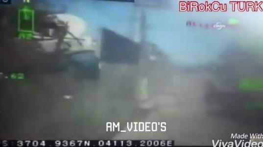 """თურქი სამხედროების """"კობრა"""" მძლავრ ნაღმზე აფეთქდა, ეკიპაჟი დაიღუპა"""