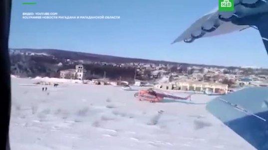 მგზავრებმა გადაიღეს თუ როგორ ჩამოვარდა თავიანთი თვითმფრინავი