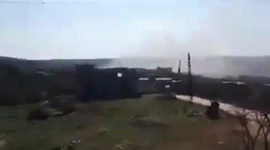 """რუსულმა """"Su-22""""-მა და """"Su-24""""-მა თურქეთის სამხედრო დანაყოფების პოზიცია დაბომბა, არის მსხვერპლი"""