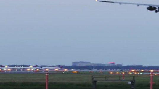 ამ აეროპორტში მოჩვენება-რეისებია  მიმართულებით -  არსაით!