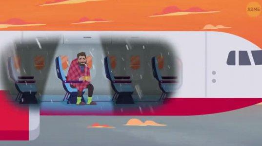 ტუალეტში რატომ არ  უნდა შეხვიდეთ  და კიდევ  6  მნიშვნელოვანი რჩევა თვითმფრინავით მგზავრობისას