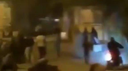 ირანში საავადმყოფო დაწვეს სადაც კორონავირუსით ინფიცირებულები იყვნენ