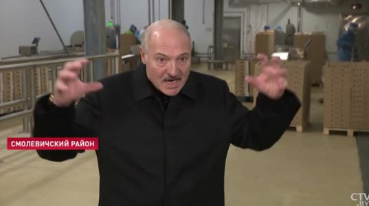 ლუკაშენკო კორონა ვირუსზე - აიყვანეთ  თავი ხელში და დამშვიდდით!
