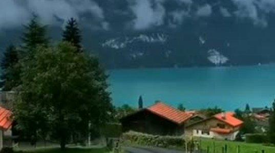 სამოთხე დედამიწაზე-შვეიცარიის  სოფელი