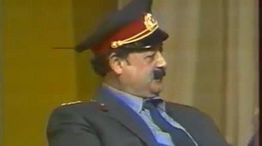 """""""- ხომ ხედავ, სამჯერ არ დაგაპატიმრე""""- შეუდარებელი თენგიზ ჩანტლაძე"""