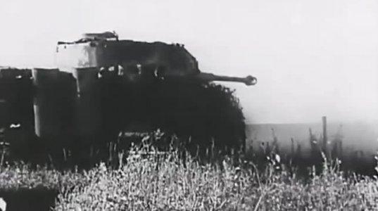 მეორე მსოფლიო ომის ყველაზე დიდებული ტანკი