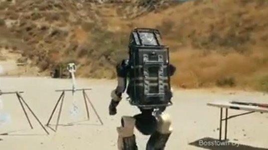 სუპერ მებრძოლი რობოტები