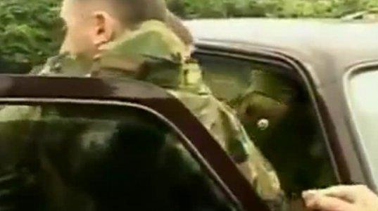 კარგი დრო იყო, რუს ოფიცრებს კნუტებივით ითრევდნენ ჩვენები მათი მანქანებიდან