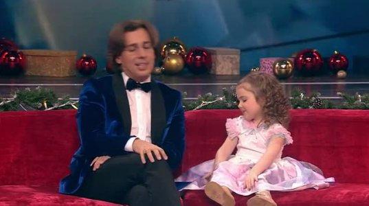 """საოცარი გოგონა მარია გუტოვა.  """"Лучше всех!"""""""