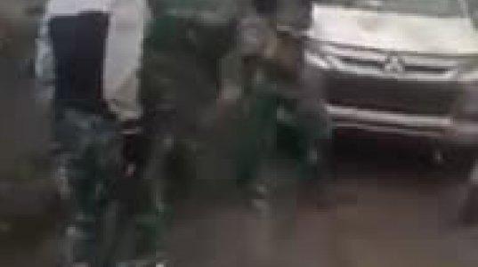 გავრცელდა ვიდეო, სადაც ჩანს, როგორ იბრძვიან ყარაბაღში ქრისტიანების წინააღმდეგ არაბი ისლამისტები