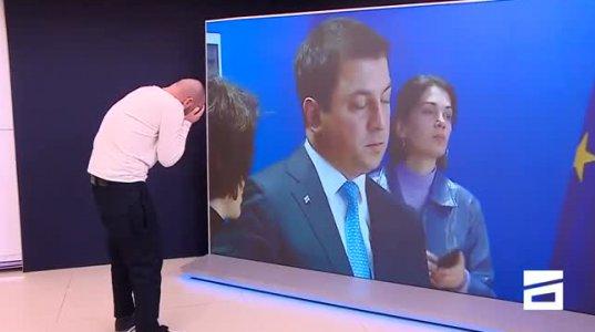 """""""ქართული ოცნების"""" სიძულვილმა ჟურნალისტი გაბუნია ტაკიმასხარად აქცია"""
