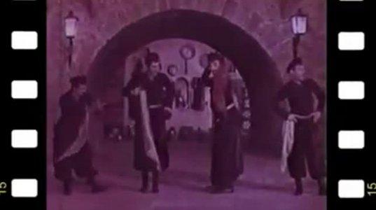 """""""რერო მასპინძლობს"""" ნაწყვეტი იუმორისტული ფილმიდან, რომელიც გადაღებულია 50 წლის წინ"""